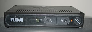 Digital television adapter Type of television tuner to display digital signals on analog sets
