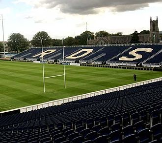 RDS Arena - RDS Arena, home of Leinster Rugby