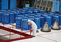 RIAN archive 132609 Uranium dioxide fuel pellet starting material.jpg