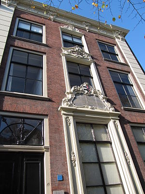 Maria Duyst van Renswoude - Fundatiehuis Delft