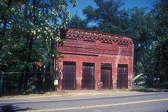 Coloma, California - Robert Bell's store in Coloma