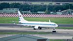 ROCAF Boeing 737-800 3701 Taxiing at Songshan Air Force Base 20160906c1.jpg