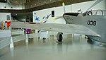 ROKAF TF-51D(030) left wing rear view at Jeju Aerospace Museum June 6, 2014.jpg