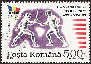 Fencing at the 1996 Summer Olympics – Mens sabre Olympic fencing tournament