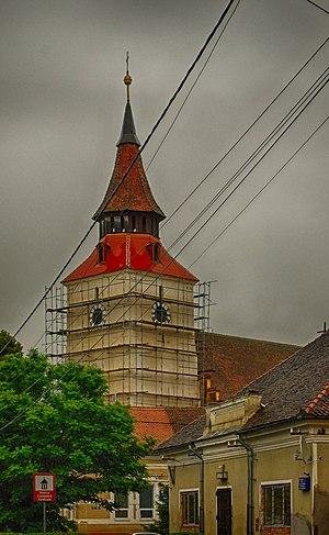 Bod, Brașov - Image: RO BV Bod fortified church