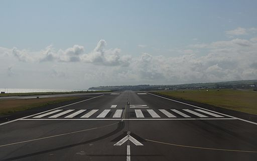 RUN - Runway 12 - Ready for takeoff - 06074