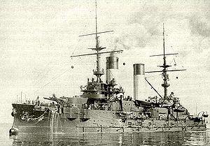 Borodino-class battleship - Image: RUS Orel 2