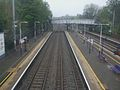 Radlett station high southbound slow.JPG