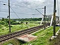 Railway bridge on Sarada river in Anakapalle.jpg