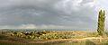 Rain Coming In - Montericco, Albinea, Reggio Emilia, Italy - November 6, 2012 02.jpg