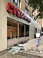 Raleigh, North Carolina George Floyd death protest damage 16.jpg