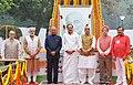Ram Nath Kovind, the Vice President, Shri M. Venkaiah Naidu, the Prime Minister, Shri Narendra Modi, the Union Home Minister, Shri Rajnath Singh, the Lt. Governor of Delhi.jpg