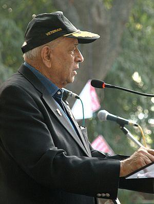 Laxminarayan Ramdas - Admiral Ramdas in Delhi in November 2016