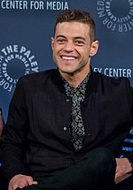 Photo of Rami Malek in 2015.