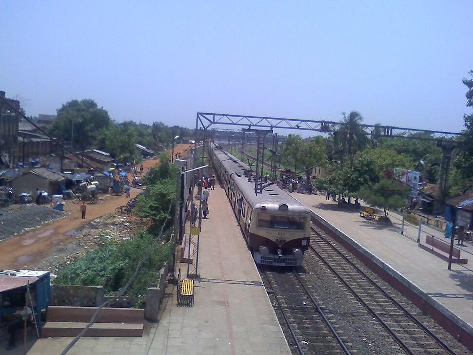 Ramrajatala Railway Station