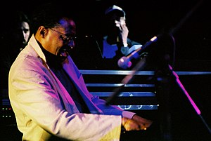 Ramsey Lewis - Lewis performing at JazzFe 2006. Photo by Tomas Forgac