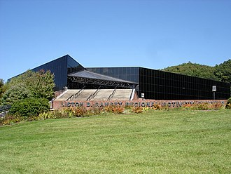 Western Carolina University - Ramsey Center basketball and volleyball arena