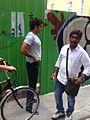 Ranveer filming Dil Dhadakne Do.jpg