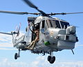 Rapid Rope Training from HMS Monmouth's Lynx Helicopter MOD 45153066.jpg