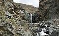 Rashaant waterfall, Jargalant Khairkhan Mountain - panoramio.jpg