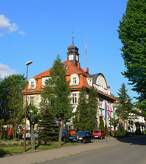 Wronki Place in Greater Poland Voivodeship, Poland