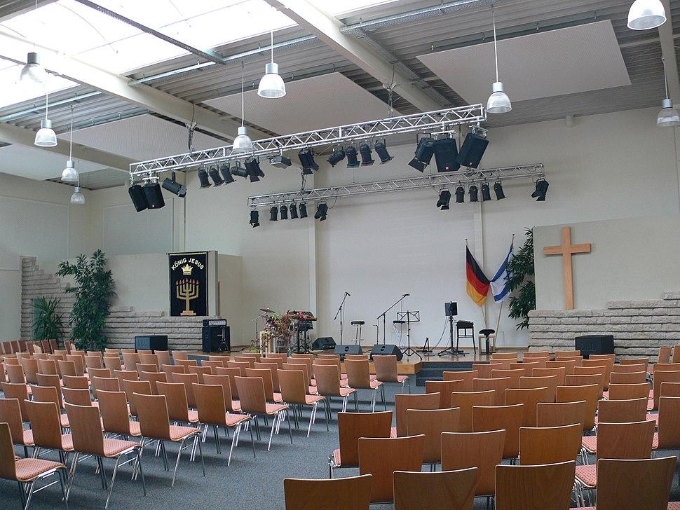Ravensburg Freie Christengemeinde Saal