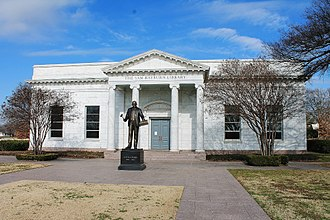 Dolph Briscoe Center for American History - Sam Rayburn Museum in Bonham