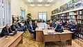 Reading room of the Scientific Library KarRC 2015.jpg