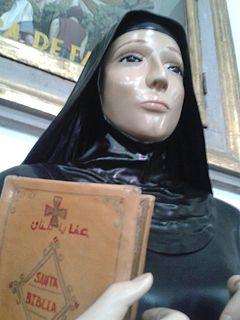 Rafqa Pietra Choboq Ar-Rayès Lebanese saint