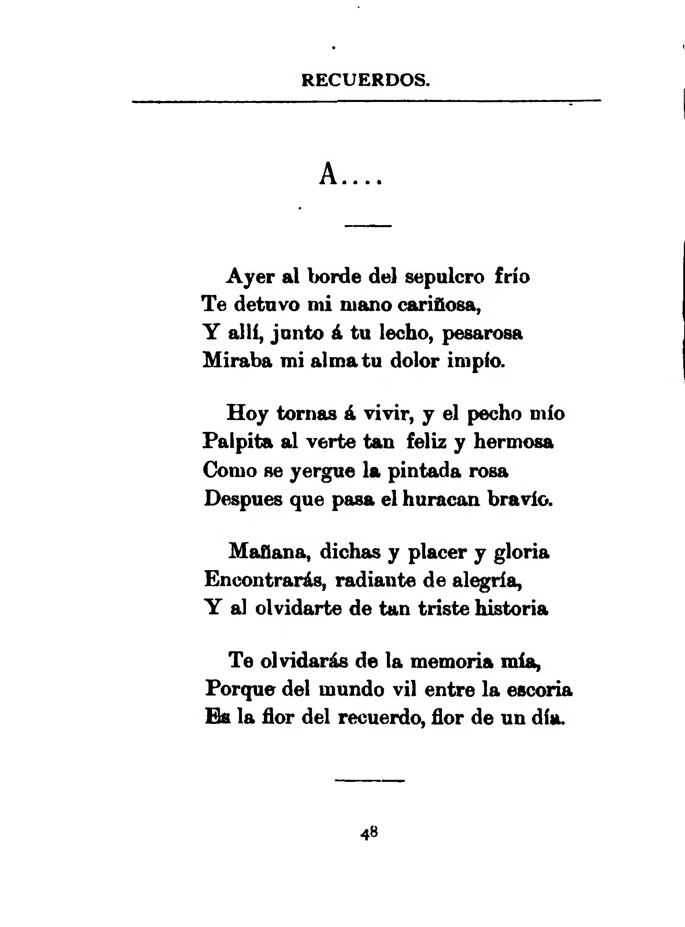 Página:Recuerdos. Colección de sonetos.djvu/50 - Wikisource