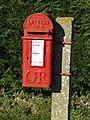 Red postbox - geograph.org.uk - 686989.jpg