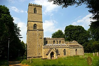 St Andrews Church, Redbourne Church in Lincolnshire, England