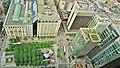 Regard du 37 ième étage de la tour de la bourse de Montréal - panoramio.jpg