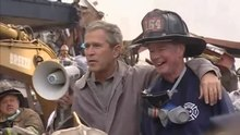 File:Remarks from Ground Zero September 14, 2001.webm