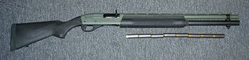 Remington 1100 Tactical Shotgun