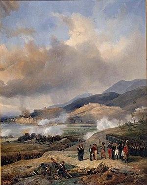 Siege of Tortosa (1810–11) - A view of Tortosa