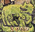 Remus Romulus and the Shw-Wolf in mosaic.jpg