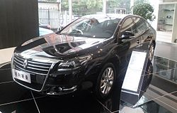 Renault Talisman China 2012-06-23.JPG