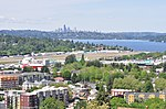Renton Municipal Airport and Bellevue, Washington from Renton Hill 01.jpg