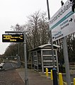 Request stop railway station, Pontarddulais (geograph 4360545).jpg