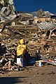 Rescue worker at Plaza Towers Elementary ruins, Moore, Oklahoma.jpg