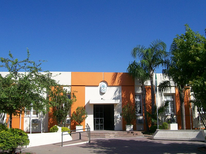 Archivo:Resistencia Town Hall front view.jpg