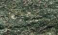 Retrograde eclogite (Zermatt-Saas Ophiolite, Eocene metamorphism, about 40-50 Ma; near Zermatt, Switzerland) 2 (14911607277).jpg