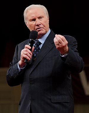 Jimmy Swaggart - Swaggart in 2009