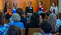 Rev Dr Gloria White-Hammond, Rabbi Liza Stern, author Anita Diamant, Judith Rosenbaum and Nahanni Rous.jpg