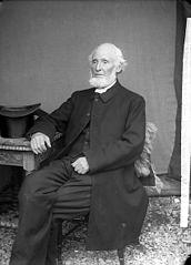 Revd J Davies, Y Borth (CM)