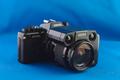 Revue AC3s 35mm SLR camera with Revuenon Autofocus 35-70mm F3.3-4.5 lens.png