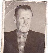Părintele Ioan Valeanu, preot greco-catolic, grupul Căpitanului Leonida Bodiu, Bistrița-Năsăud - Munții Rodnei.