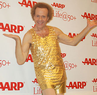 Richard Simmons - Simmons in 2011