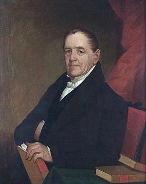 Richard Jackson Jr. - Richard Jackson, painted by Chester Harding